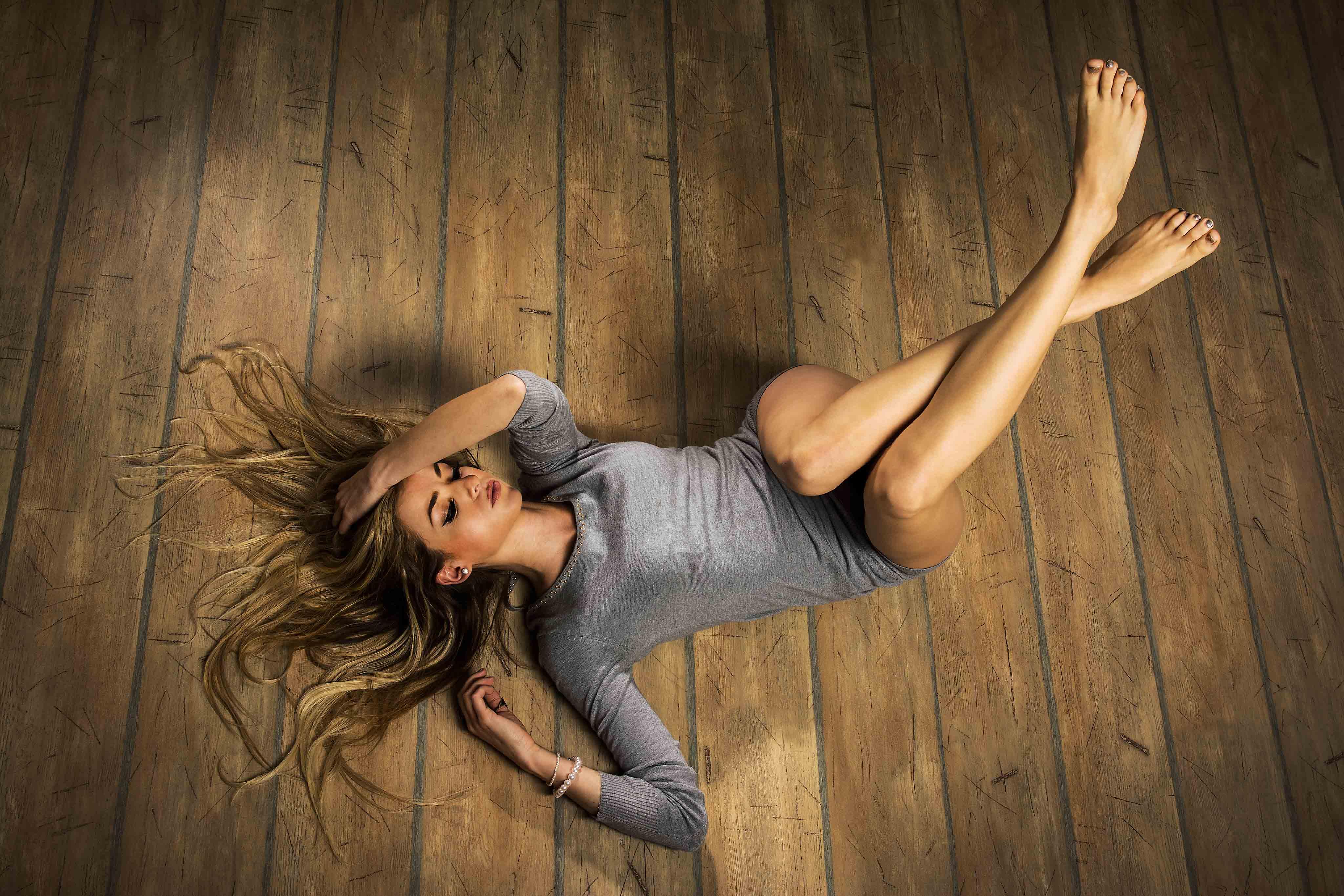 extreme Posing Frau fotoedmundo