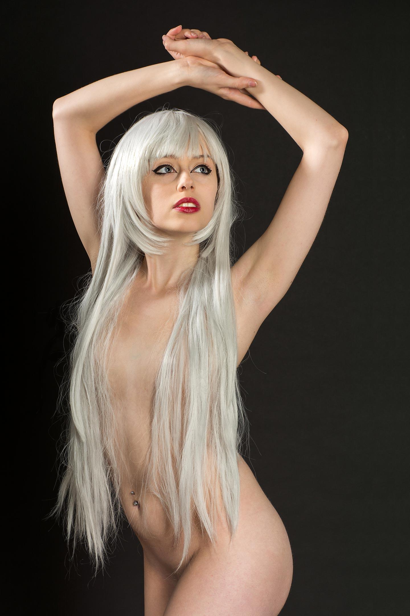 Akt blonde Frau FotoEdmundo