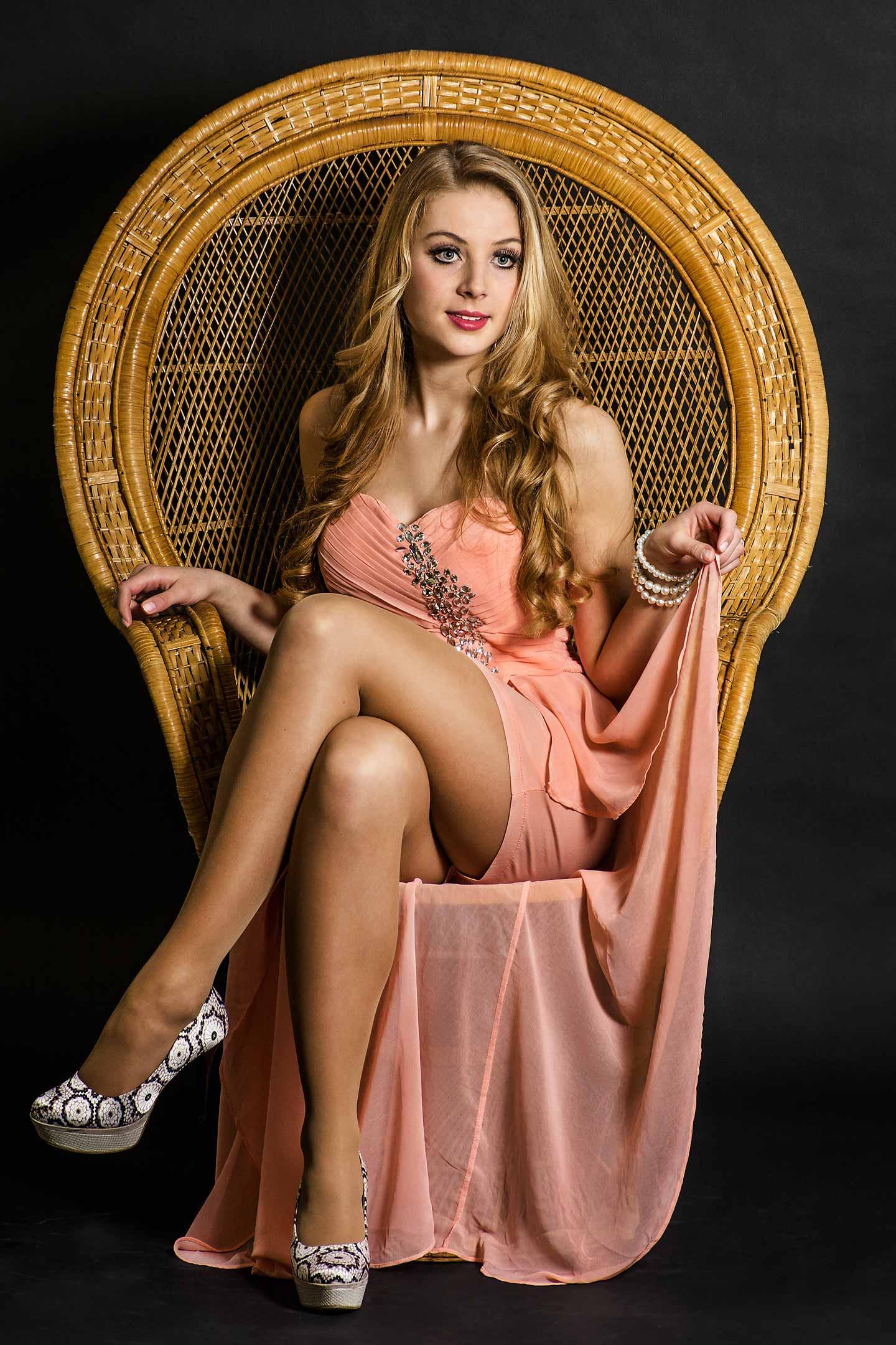 elegant Fashion Kleid fotoedmundo