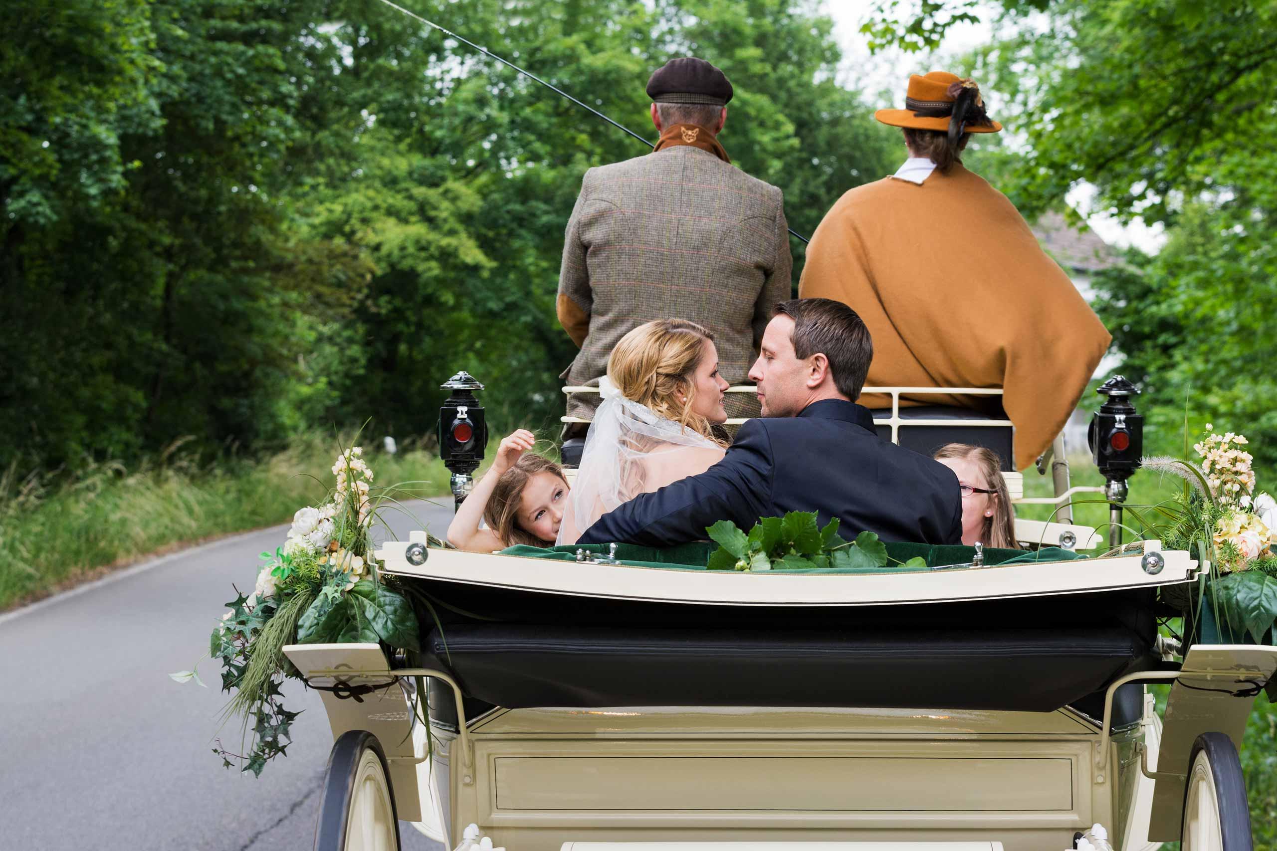 kirchliche Hochzeit. FotoEdmundo